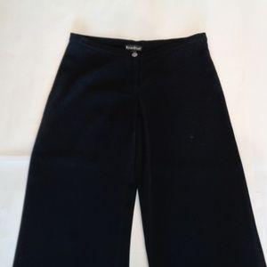 Bebe Size 6 Black Womens Pants